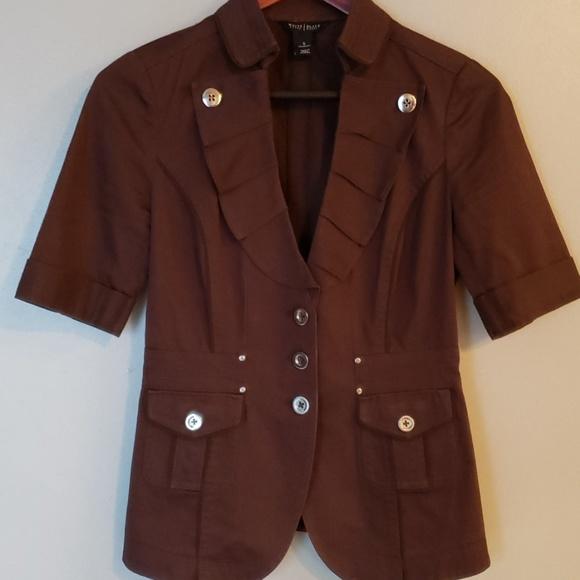White House Black Market Jackets & Blazers - Utility jacket